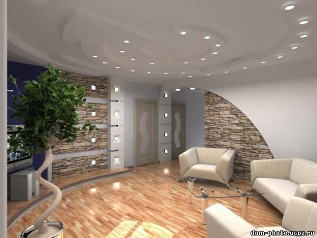 Спальня-гостиная 16 метров дизайн фото