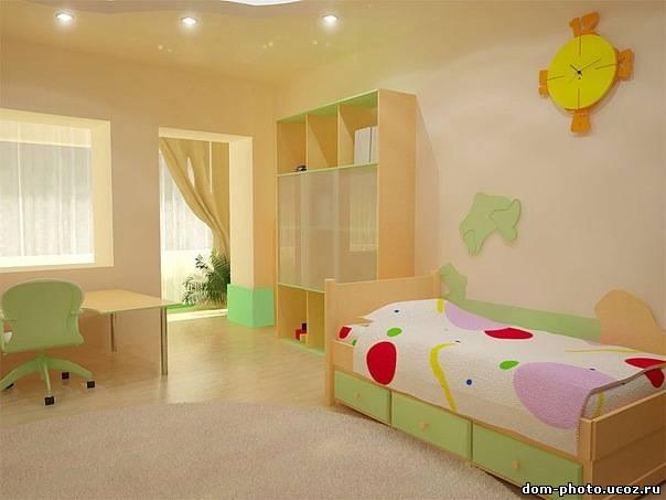 Дизайн дитячих кімнат фото