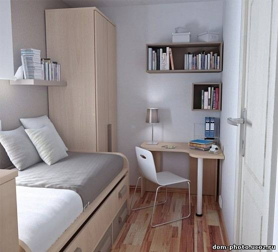 Маленькая комната фото