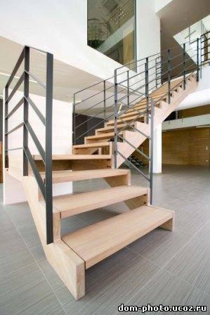 Какие бывают лестницы фото